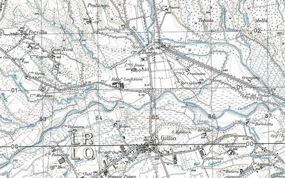 carte topografiche